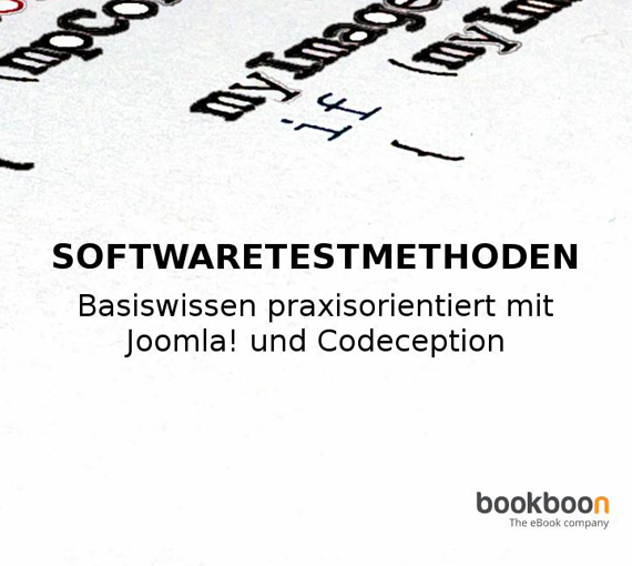 Cover des Buches Softwaretestmethoden